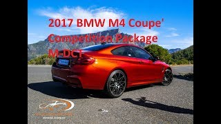 2017 BMW M4 Coupé Competition Pack - First glance