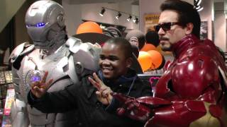 Iron Man @ hmv Oxford Street, London