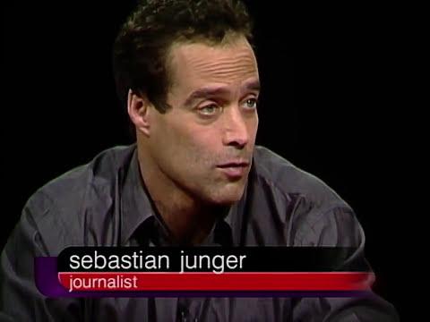 Sebastian Junger interview (2001)