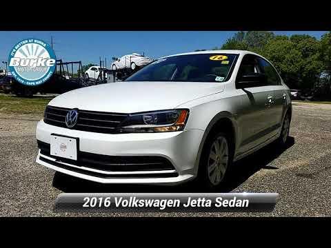 Certified 2016 Volkswagen Jetta Sedan 1.4T S w/Technology, Cape May Court House, NJ 20410P