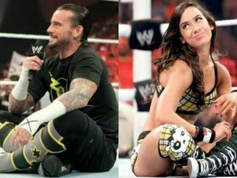 CM Punk & AJ Lee Theme Song