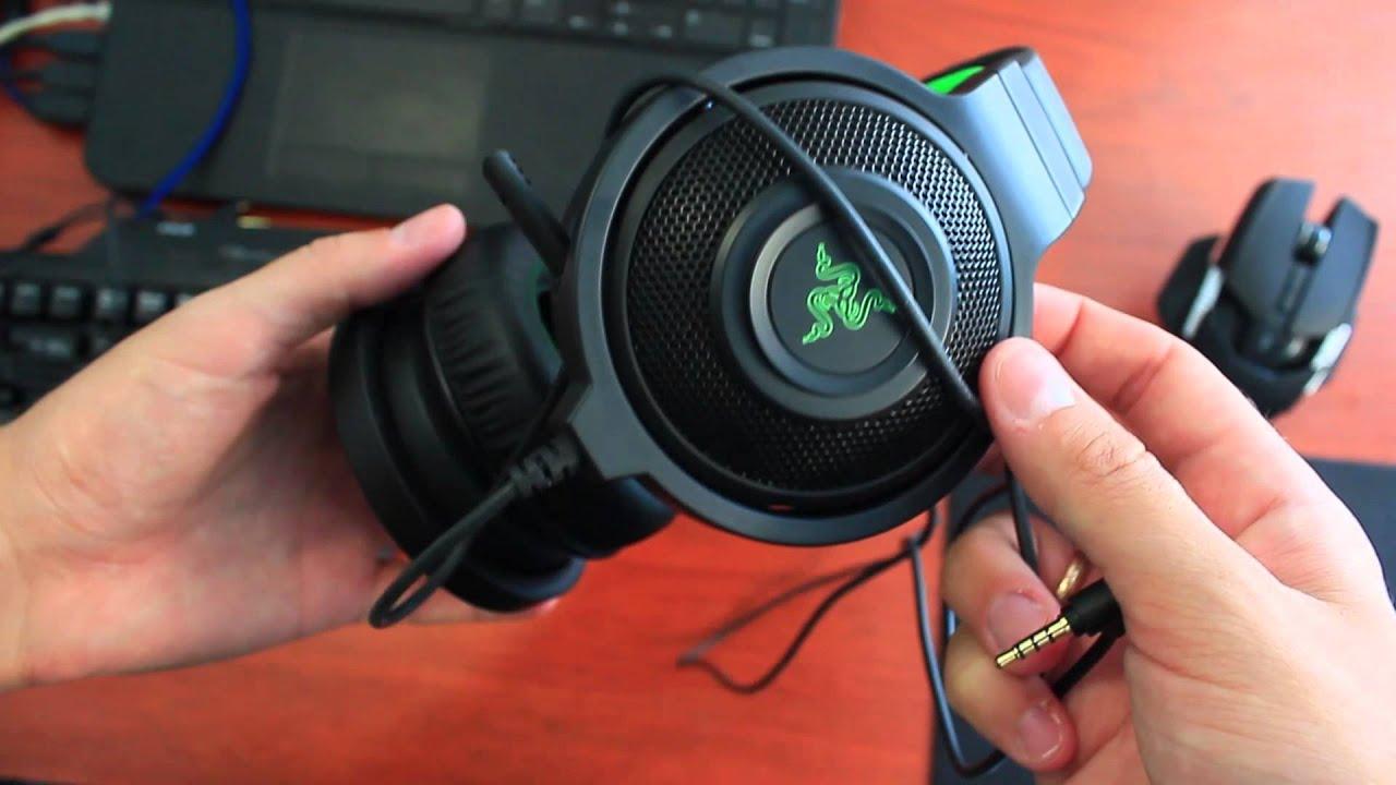 Razer Kraken Pro Игровая гарнитура
