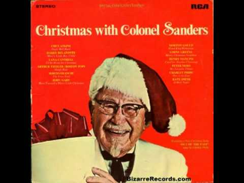 Christmas with Colonel Sanders (1969) Side 2 Track 4 Sergio Franchi-The First Noel