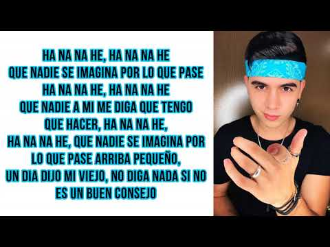 ROAST YOURSELF CHALLENGE - Juan De Dios Pantoja (Letra/Lyric)