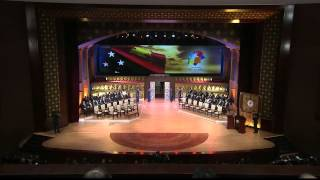 CHOGM 2013 Opening Ceremony - Introduction of Heads of Government