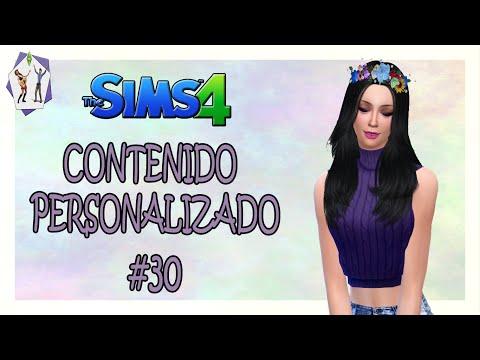 Descargar Contenido Personalizado Para Los Sims 4   Parte 30 ~ AllSims