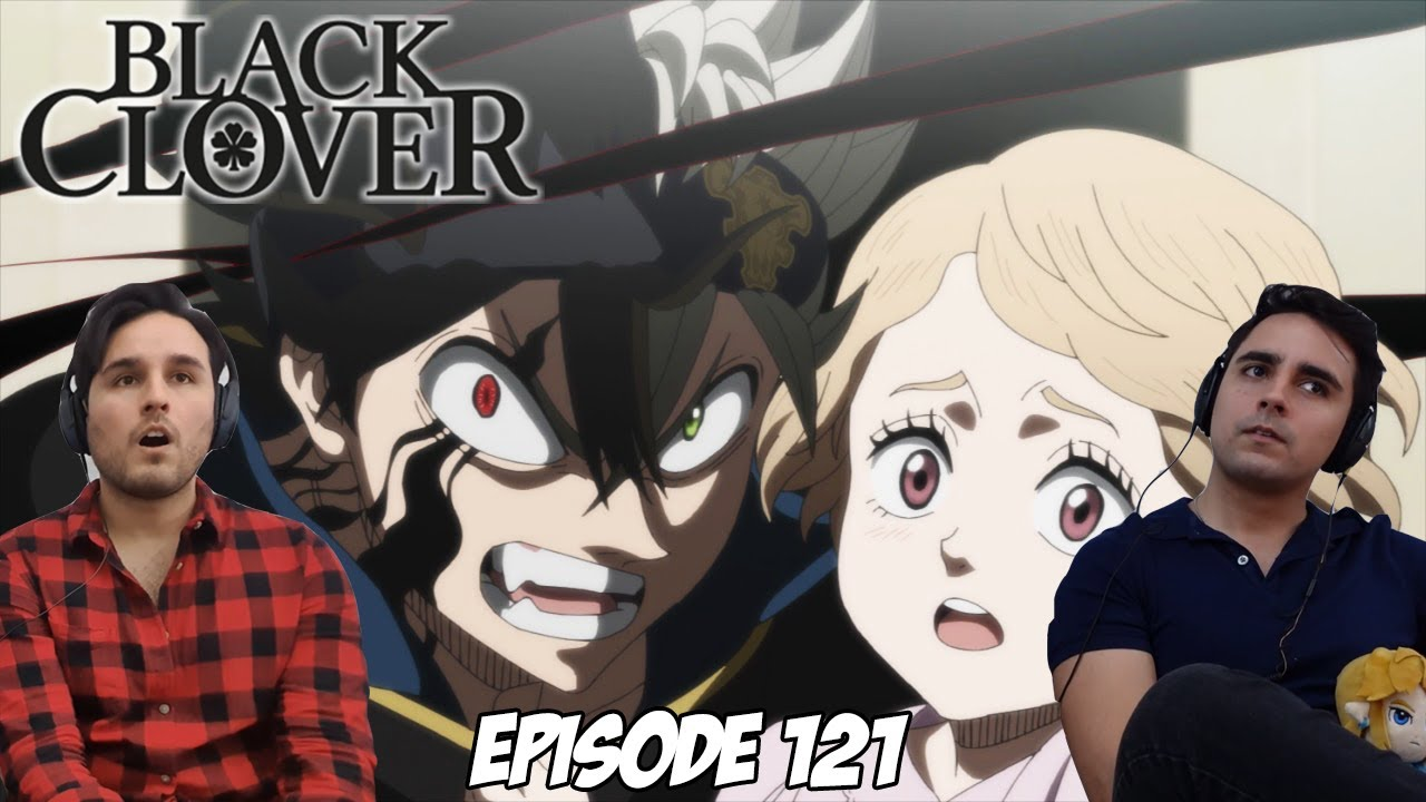 Download ASTA THE DEVIL AND WILLIAM THE HERO   BLACK CLOVER EPISODE 121   Brothers Reaction & Review