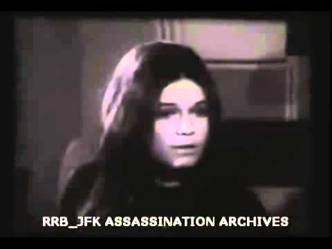 Gloria Steinem Discussing Her Time in the CIA (K.I.K)