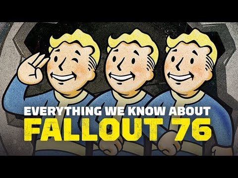 Everything We Know About Fallout 76 So Far