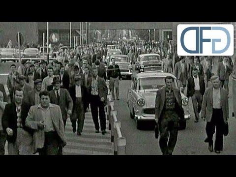 Opel-Werk Rüsselsheim 1958 - Eine historische TV-Reportage (1/5)