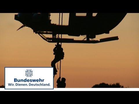 Kommando Spezialkräfte – Abseilen Vom Neuen Hubschrauber H145M