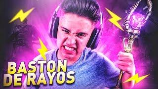 ¡BASTÓN DE RAYOS! - COMO HACER el BASTÓN DE RAYOS en ORIGINS RÁPIDO Y FÁCIL -ByDilan