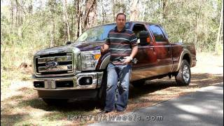 2011 Ford Super Duty F-250 FX4 Truck Review from Houston, Texas