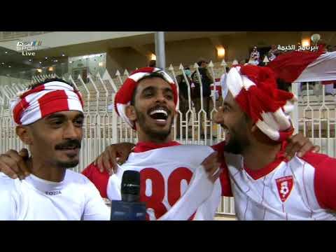 فرحة الوحدة بالصعود إلى دوري المحترفين السعودي من المجمعة بعدسة #برنامج_الخيمة