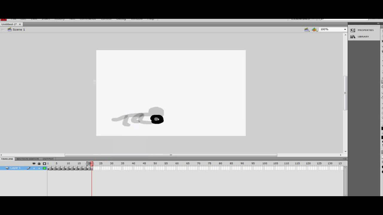how to create a short animation