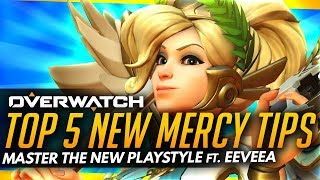 Overwatch | Top 5 Tips For New Mercy - Ft EeveeA