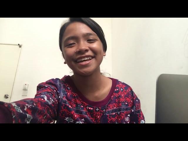 Warkah Untukku - Ara AF ( Cover by Dalili Ceria Popstar 4 )