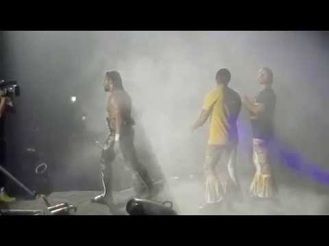 Cody Rhodes vs kenny omega cow palace 7/8/2018 new japan pro wrestleing g1 entrance