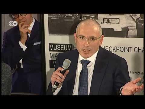 Ходорковский: после 10 лет тюрьмы ненависти к Путину нет