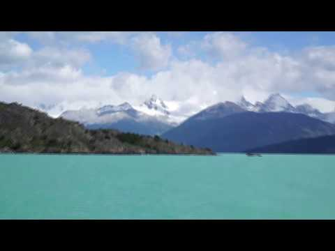 On the way to glacier O´Higgins in Chile - Patagonia