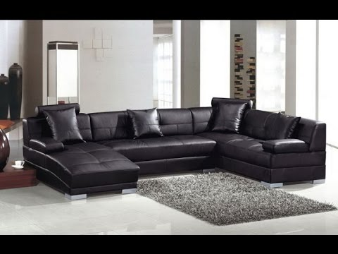 Contemporary Sectional Sleeper Sofa - YouTube