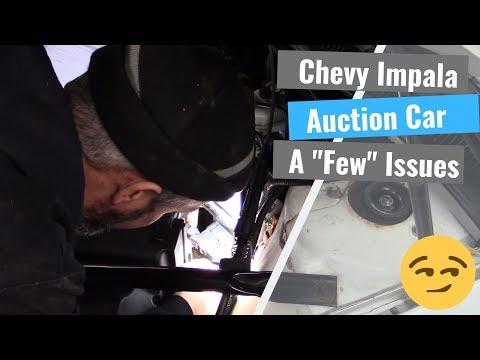 Chevrolet Impala LT: Auction Car Special
