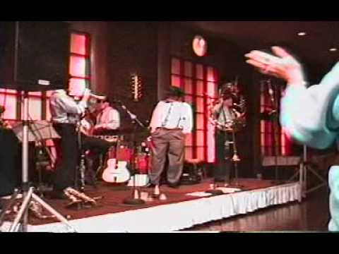 BLACK DOGS JAZZ BAND IN DUBUQUE,IOWA MARCH 23,1991 (COMPLETE)
