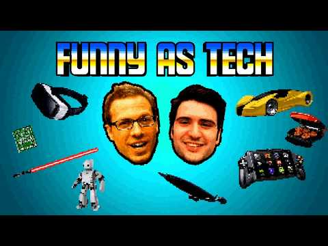 Funny as Tech: Let's Talk Cryptocurrency