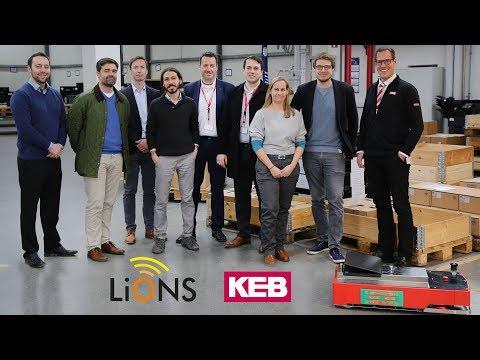 Das LiONS-Projekt - KEB Automation