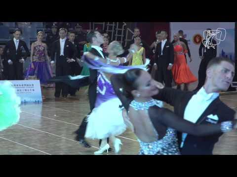 Rossignoli - Styf, FIN | 2014 PD World Standard R1 VW | DanceSport Total