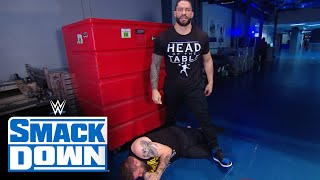 Roman Reigns attacks Kevin Owens: SmackDown, Dec. 11, 2020
