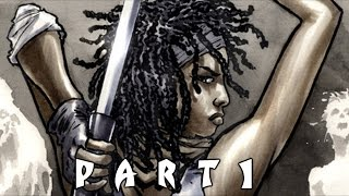 The Walking Dead Michonne Episode 3 - What We Deserve - Walkthrough Gameplay Part 1 (Game)