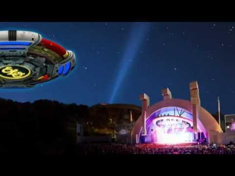 ELO Telephone Line/Turn To Stone/Sweet Talkin' Woman Jeff Lynne Live Hollywood Bowl 2016