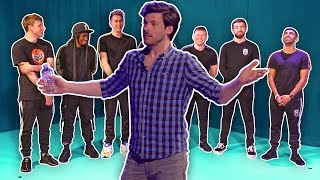 STRANGERS ROAST THE SIDEMEN - PHIL (UNCUT)