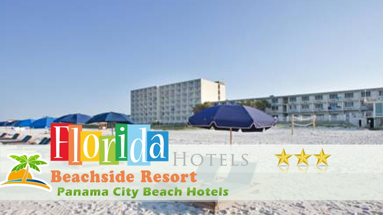 beachside resort panama city beach hotels florida youtube. Black Bedroom Furniture Sets. Home Design Ideas