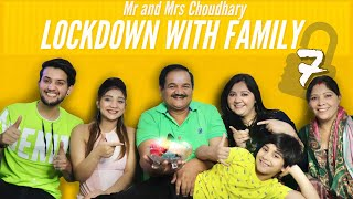 Lockdown With Family(Part-7) | Comedy Special | Vivek Choudhary Ft Khushi Punjaban |Choudhary Family