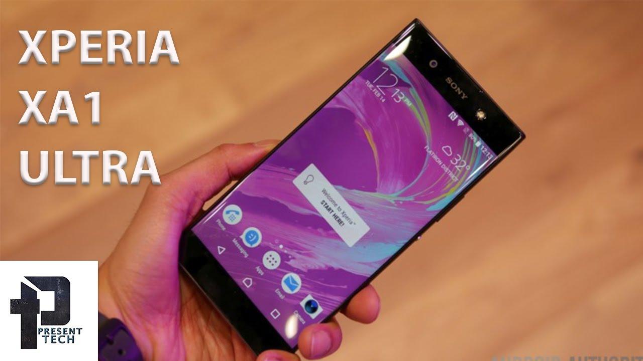 Sony Xperia Z Ultra Обзор - YouTube