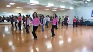 People Are Crazy Line Dance ( Dance & Walk Through)