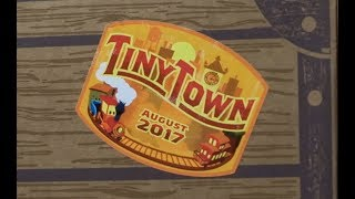 UNBOXING - Funko's Disney Treasures subscription service box #3 - Tiny Town thumbnail