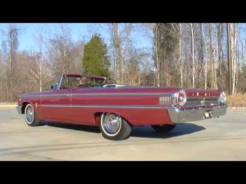 1963 Ford Galaxie 500 XL SOLD / 135049
