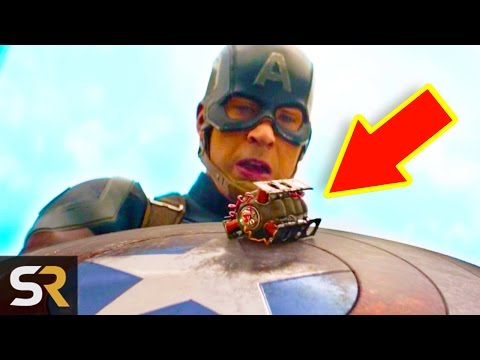 Thumbnail: 10 Marvel Movie Moments That Were Meant To Be WAY More SHOCKING!