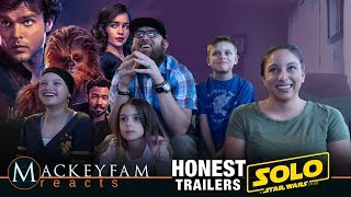 Honest Trailers - Solo: A Star Wars Story- REACTION!!!