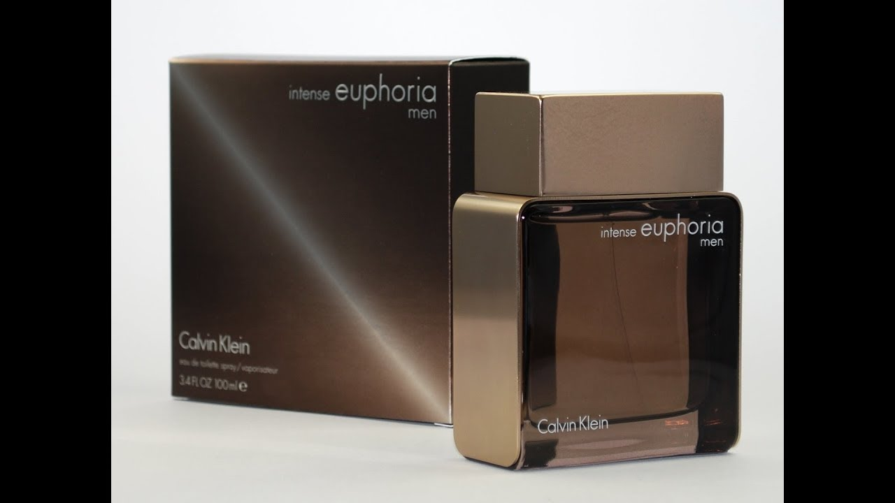 9ad739f67aac CK Euphoria Intense For Men Fragrance Review (2008)