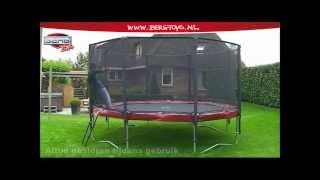 Veiligheidsnet Berg trampoline