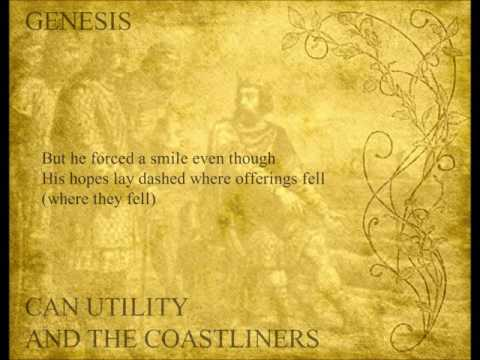 Genesis - Can-Utility And The Coastliners (lyrics)