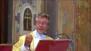 Omelia 5 Settembre 2017 Messa alla Divina Misericordia