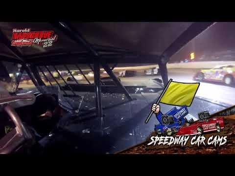 #57M Camaron Marlar - Super Late Model - 8-24-19 Lake Cumberland Speedway - In-Car Camera