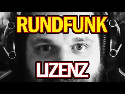 I am now 2 TV channels: Gronkh and the RUNDFUNKLIZENZ!