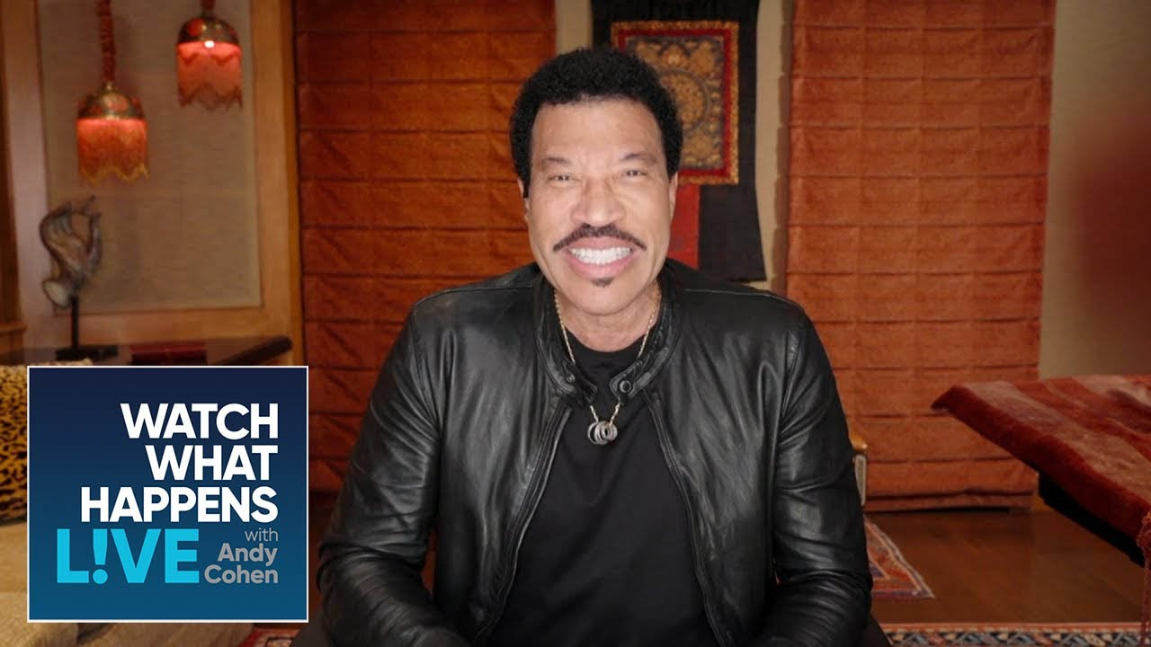 Lionel Richie says Debbie Reynolds Helped the Commodores | WWHL