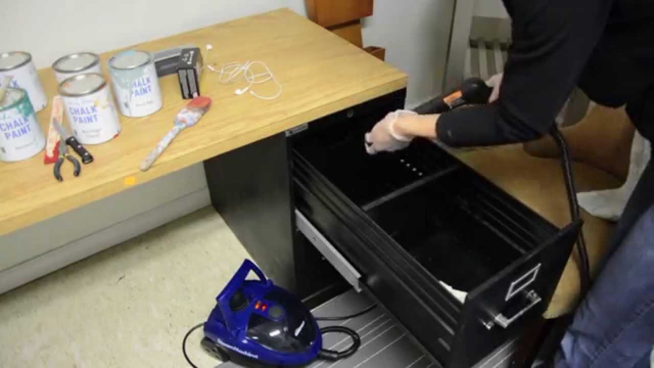 How To Clean Thrift Store Furniture With A Homeright Steam Machine Thrift Diving Youtube